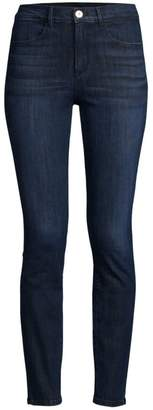 3x1 Channel Seam Skinny Fit Jeans
