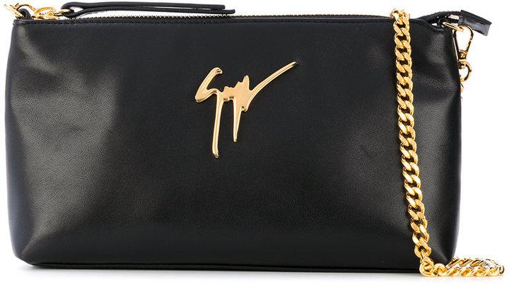 Giuseppe Zanotti Design Signature cross-body bag