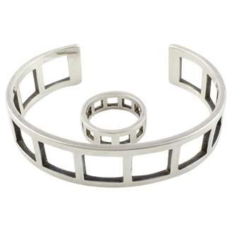 Gucci Silver Silver Jewellery sets