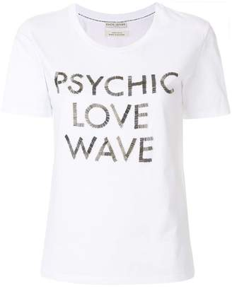 Each X Other embellished slogan T-shirt