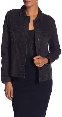 Rachel Roy Hope Embellished Denim Jacket