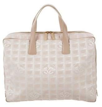 Chanel Travel Ligne Laptop Bag