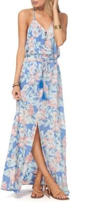 Women's Rip Curl Mia Flores Maxi Dress $69.50 thestylecure.com