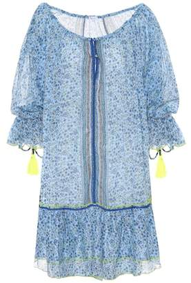 Poupette St Barth Pippa printed cotton dress