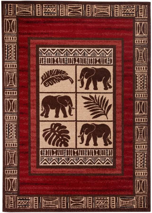 bpc living Teppich Elefant