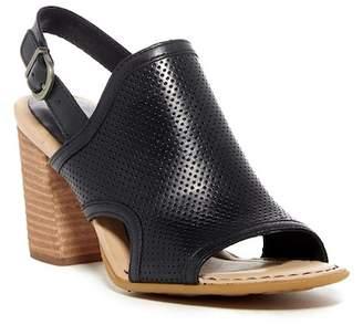 Børn Stella Perforated Leather Sandal