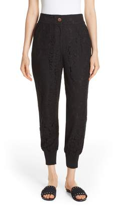 Ted Baker Cylar Lace Detail Formal Jogger Pants