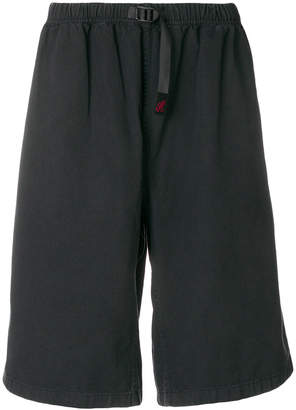 White Mountaineering adjustable track shorts