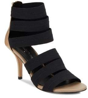Donald J Pliner Gigee Mesh Elastic Strapped Booties