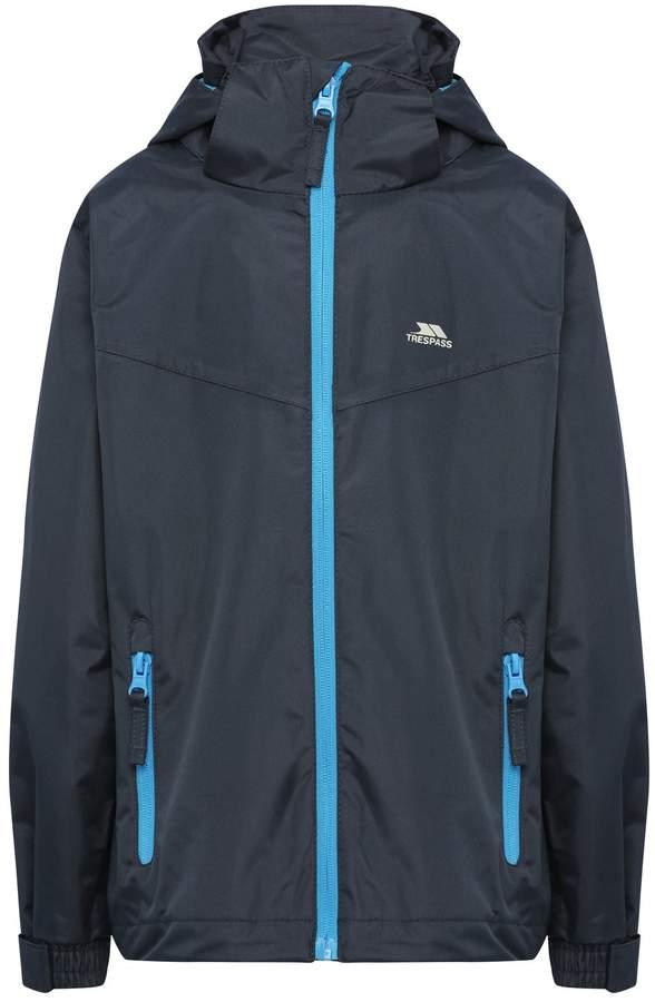 Trespass lightweight waterproof jacket