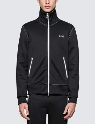Ami Sweat Zip Jacket
