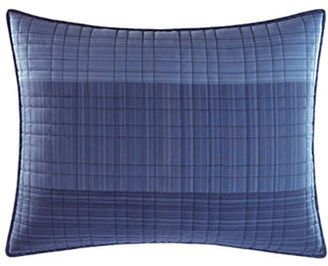 Nautica Riverview Standard Quilted Sham $55 thestylecure.com