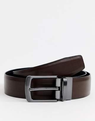 Barneys New York Barneys Originals Barneys Original reversible leather belt