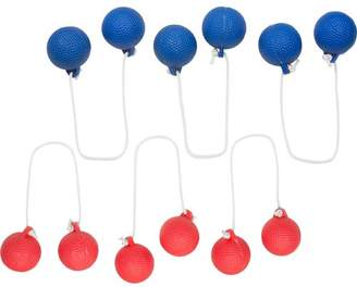 DAY Birger et Mikkelsen Trademark Innovations 6 Piece Replacement Bolos Toss Ladder Ball Set