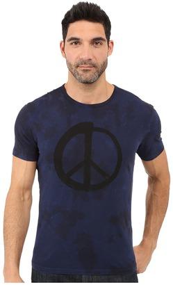 John Varvatos Star U.S.A. Peace Spencer Wash Graphic Tee K2613S1B $98 thestylecure.com