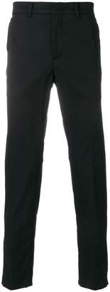 Prada straight leg trousers