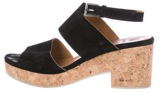 Coclico Platform Suede Sandals