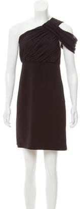 Rachel Zoe One-Shoulder Mini Dress w/ Tags