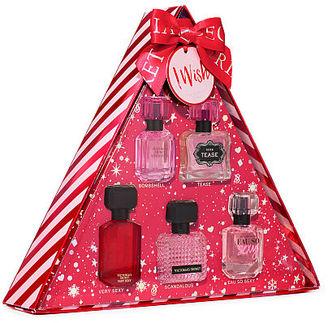 Victoria's Secret Mini Eau de Parfum Gift set $45 thestylecure.com
