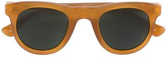 Linda Farrow Dries Van Noten by sunglasses