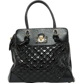 Marc Jacobs Black Patent leather Handbag