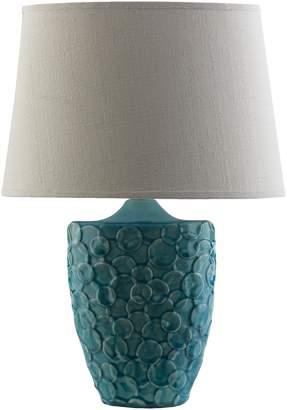 Surya Thistlewood Table Lamp