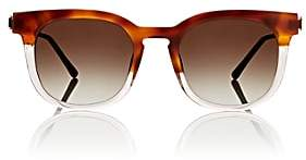 Thierry Lasry WOMEN'S PENALTY SUNGLASSES - PINK/ BROWN TORTOISE