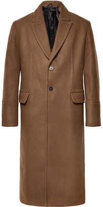 Isabel Benenato Virgin Wool Coat