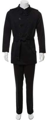 Christian Dior Twill Trench Coat