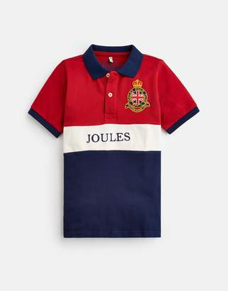Joules Clothing Older harry Branded Polo Shirt