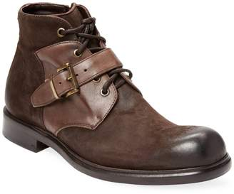 Jo Ghost Men's Lace-Up Leather Boot
