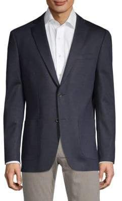 Classic Notch Lapel Sportcoat