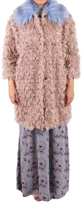L'Autre Chose Eco-shearling Coat