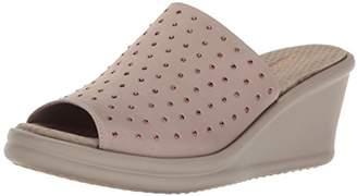 Skechers Cali Women's Rumblers-Silky Smooth Slide Sandal