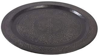 Amalfi by Rangoni Cherai Platter (Set of 2), Black 70W cm