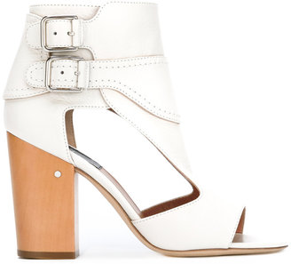 Laurence Dacade ankle length sandals $800 thestylecure.com
