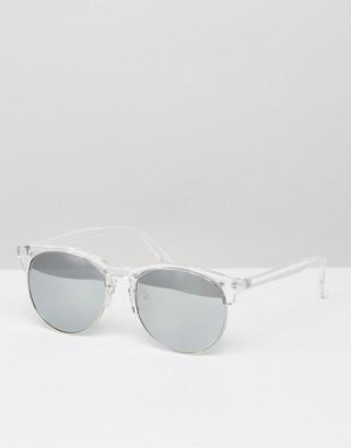 AJ Morgan Half Frame Sunglasses $12.50 thestylecure.com