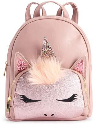 33c64fa2c7 Omg Accessories OMG Accessories Glittery Unicorn Mini Backpack