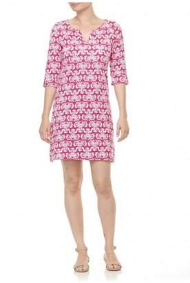 Hatley Batik V-Neck Dress
