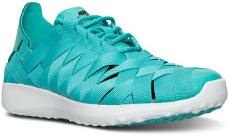 Nike Women's Juvenate Woven Casual Sneakers from Finish Line $84.99 thestylecure.com