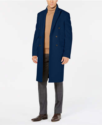 Calvin Klein Men Monarch X-Fit Slim-Fit Overcoat