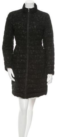 ValentinoValentino Lace Down Coat
