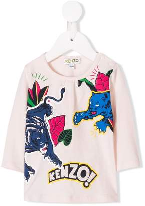 Kenzo jungle T-shirt