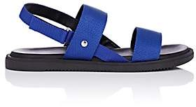 Barneys New York MEN'S NYLON SLINGBACK SANDALS
