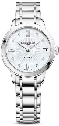 Baume & Mercier Classima Automatic Diamond Watch, 31mm