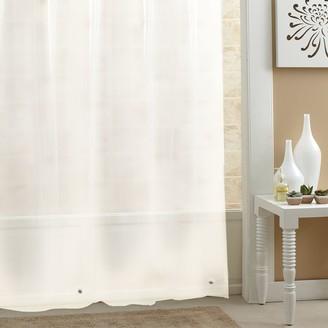 Medium Weight PEVA Shower Curtain Liner