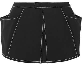 Ellery Dowry Woven Belt - Black