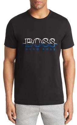 BOSS Logo Crewneck Tee