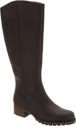 Clarks Leather Tall Shaft Boots - Marana Trudy