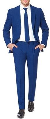 Men's Opposuits 'Navy Royale' Trim Fit Two-Piece Suit With Tie $99.99 thestylecure.com